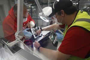 US manufacturing improves in July, future clouded by virus