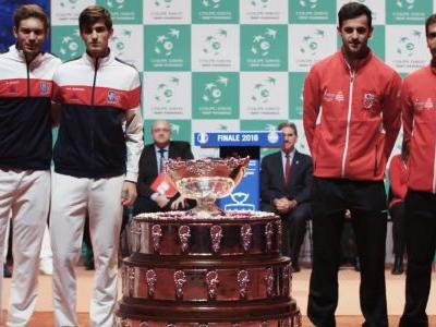 Davis Cup final 2018 live stream: how to watch France vs Croatia tennis from anywhere