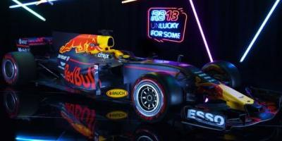 Red Bull Tries To Scare The Crap Out Of Everyone With Its New F1 Car