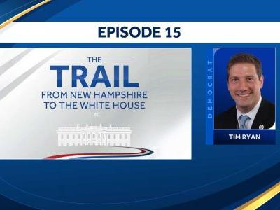 'The Trail' podcast: Conversation with the Candidate with Tim Ryan