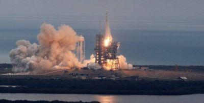 SpaceX successfully launches delayed rocket, nails third ground landing