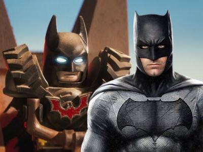 Lego Movie 2 Throws Shade At The DCEU's Batman Confusion