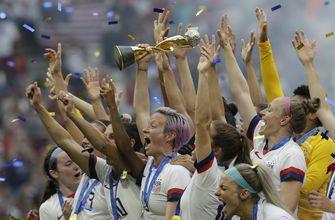 FIFA claims 82M TV audience for Women's World Cup final
