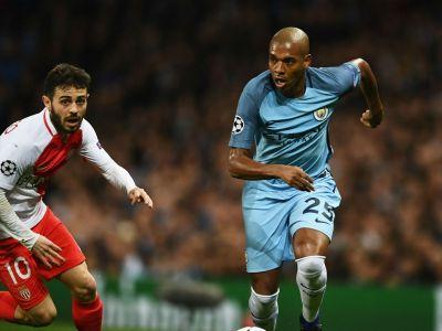 Manchester City 5-3 Monaco: Citizens complete comeback in eight-goal thriller