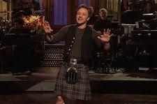 James McAvoy Recreates 'Narnia' Role, Spoofs 'The Bachelor' in 'SNL' Hosting Debut