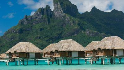 Four Seasons Resort Bora Bora Named Best Large Luxury Island Resort in the World