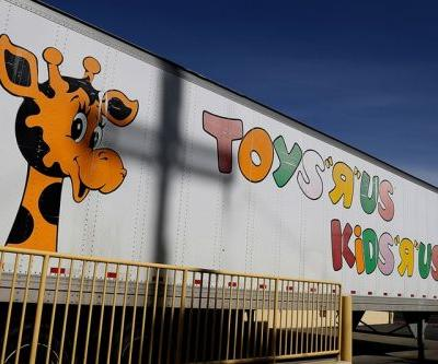 "Toys ""R"" Us Is Selling Geoffrey the Giraffe and Sex Toy Domain Names"