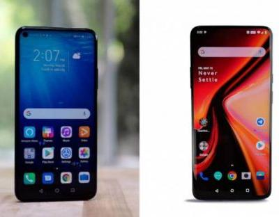 Honor 20 Pro vs OnePlus 7 Pro: battle of affordable flagships