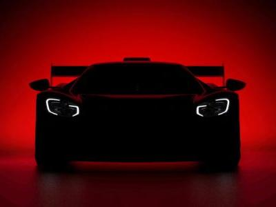 Ford Teasing Hardcore GT To Be Unveiled At Goodwood