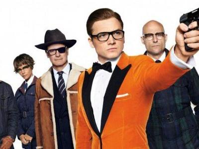 Kingsman 2 Beats IT at the Box Office with $39M
