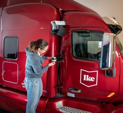 Self-driving truck startup Ike raises $52 million