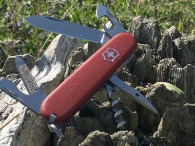 Slip Your Choice of Genuine Swiss Army Knives In Your Pocket From This Gold Box