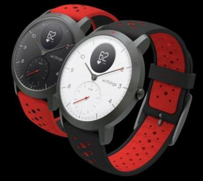 Withings Returns With New Steel HR Sport Smartwatch