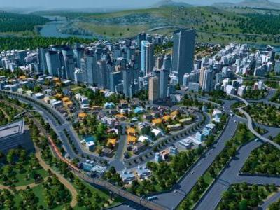 Cities: Skylines Available on Nintendo Switch Now