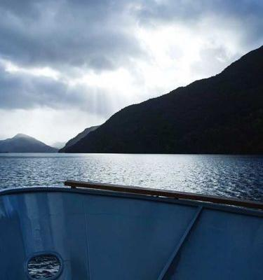 Passionate environmentalist couple let passengers participate in conservation work in Fiordland with ecotourism venture, Pure Salt