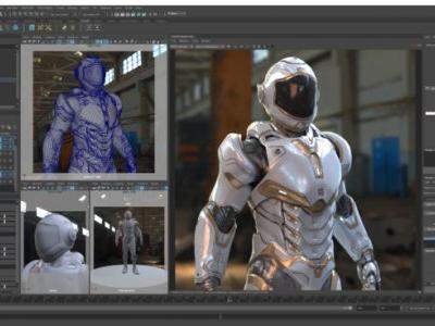 NVIDIA Teams with AutoDesk, RED to Bring 3D Animation, 6K Video Editing to Laptops