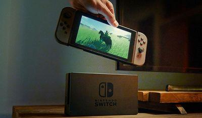 Early Versions Of The Nintendo Switch Have Been Stolen