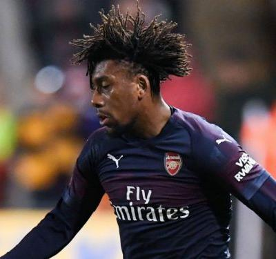 Video: Iwobi played well but needs to improve - Emery