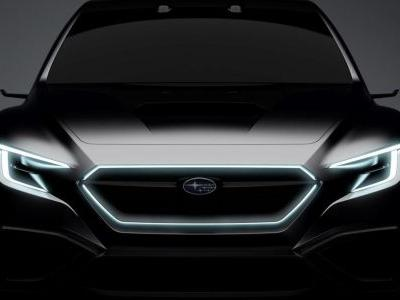 Here's What The Next Subaru WRX STi Could Look Like