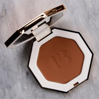 Fenty Beauty Coco Naughty Sun Stalk'r Bronzer Review & Swatches