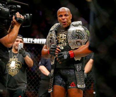 Daniel Cormier: Brock Lesnar at UFC 235 in March could be retirement fight