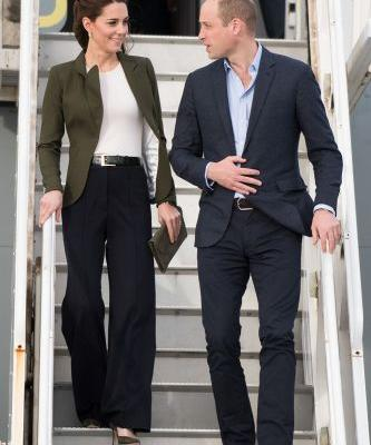 Kate Middleton Wore the 2019 Trend Everyone's Ditching Skinny Jeans For
