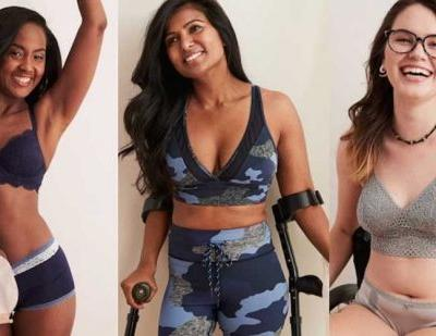Aerie uses new bra campaign to celebrate women with disabilities