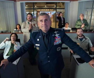 'Space Force' review: A solid Trump-era comedy that never once mentions you-know-who