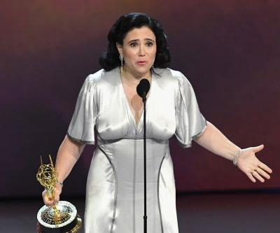 Alex Borstein Urges Women Not to Pee on Toilet Seats in Her Emmy Acceptance Speech