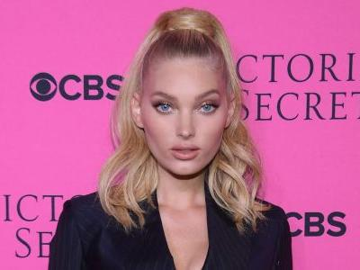Elsa Hosk Will Wear the Victoria's Secret Fantasy Bra at the 2018 VS Fashion Show