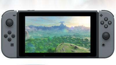 Nintendo Reports That Switch Is Off To A Great Start