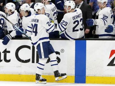 By-committee execution propelled Maple Leafs to Game 5 victory