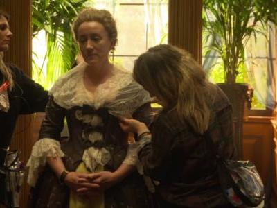Go Behind the Scenes with Maril Davis and Matthew B. Roberts for 'Outlander' Episode 402