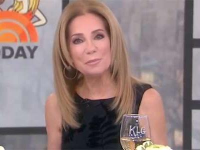 Kathie Lee Gifford Is Leaving Today