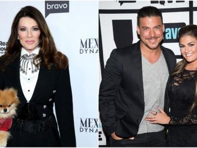 Lisa Vanderpump Will Be Skipping Jax and Brittany's Wedding After Tragic Loss of Her Mom