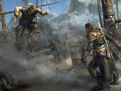 Assassin's Creed Rogue Runs at 60fps on Xbox One X Without A Patch