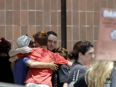 Sophomore baseball player wounded in Texas school shooting
