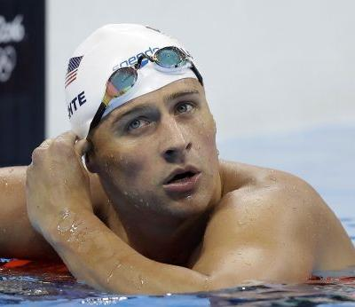Ryan Lochte suspended 14 months after a photo he posted to social media using an IV triggered an investigation