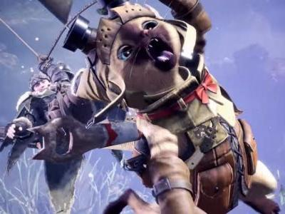 Free Scales pack now available for all Monster Hunter: World players