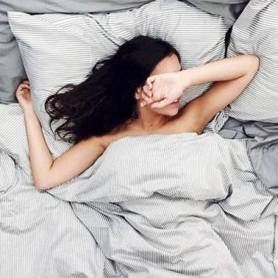 Really: Applying Pressure to These Areas Will Help You Fall Asleep Faster