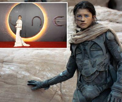 Fans are outraged that Zendaya is in 'Dune' for only 7 minutes