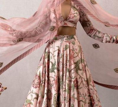 The best under-the-radar lehenga labels for bridesmaids in 2019
