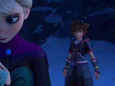 Kingdom Hearts III's Voice Cast Includes Movie Voice Actors From Frozen And Tangled