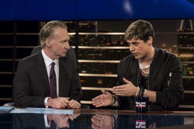 Civilities: Checking Milos Yiannopoulos's fake facts on Bill Maher's 'Real Time,' hearing the other conservative in the Christian florist case