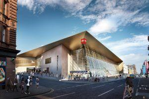 New Platforms On-Track for Glasgow Queen Street