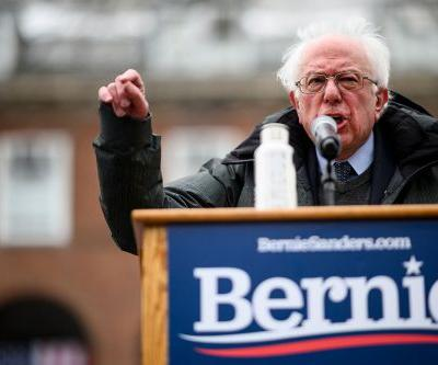 'I know where I came from': Sanders outlines life story at campaign kickoff rally