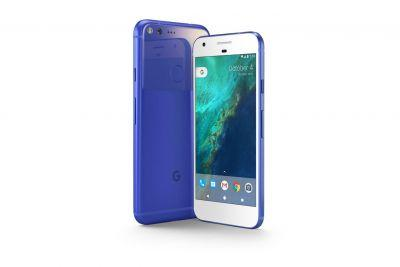 Google launches blue Pixel in UK as US supply problems continue
