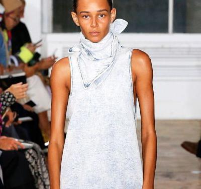 Proenza Schouler Returned To New York, Brought With It A Must-Have Dress