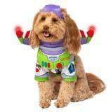 Turn Your Dog Into Woofy - Erm, Woody - and Buzz With These Hilarious Toy Story Costumes