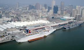 Port of New Orleans sets new cruise passenger record with the arrival of 1 mln cruise passengers